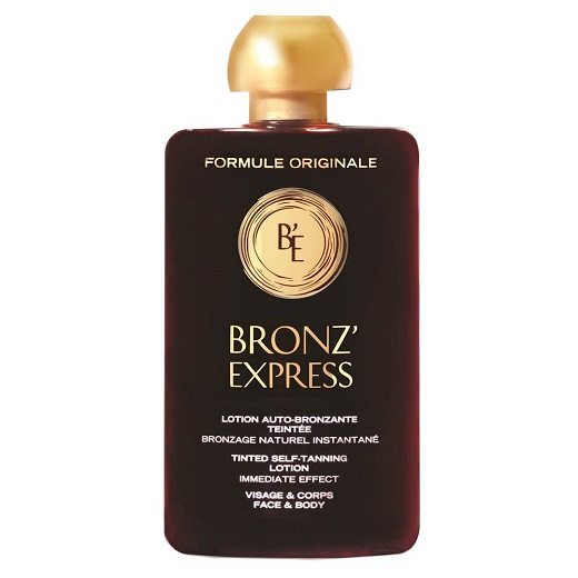 Tinted Self-Tanning Lotion Bronz'Express