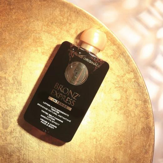 Bronz'Express Intense Tinted Self-Tanning Lotion